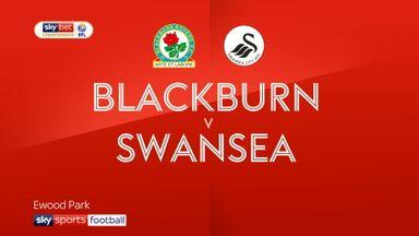 Blackburn Rovers 2-2 Swansea