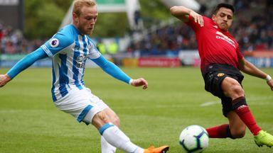 Huddersfield 1-1 Manchester Utd