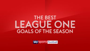EFL League One: Goals of the Season