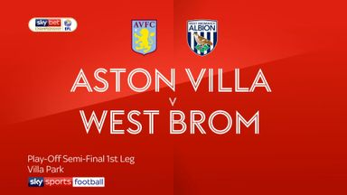 Aston Villa 2-1 West Brom
