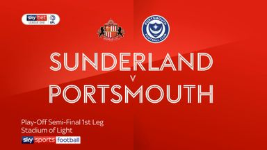 Sunderland 1-0 Portsmouth