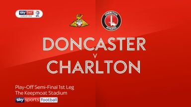 Doncaster 1-2 Charlton
