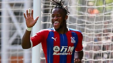 Crystal Palace 5-3 Bournemouth