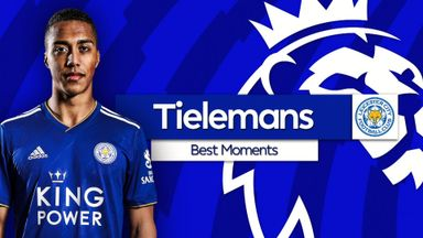 Transfer Target: Youri Tielemans