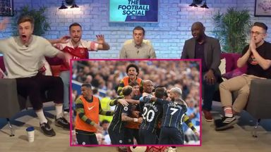 Premier League final day fan reaction