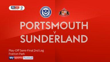 Portsmouth 0-0 Sunderland