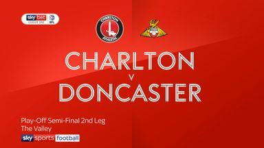 Charlton 2-3 Doncaster (AET) 4-3 Pens