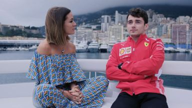 At home with Leclerc: Part 2