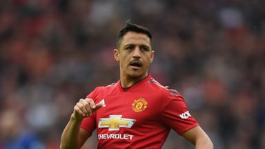 Ole: Sanchez not in the reserves