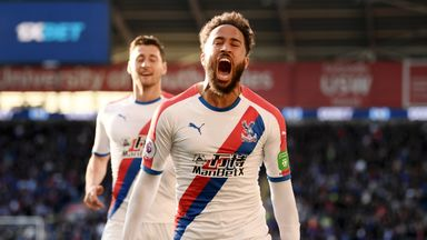 Townsend among Puskas nominees