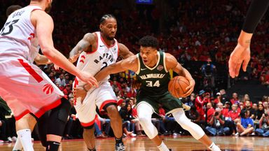 Leonard and Raptors shut down Giannis