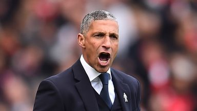 Hughton: We'll go all out to beat City
