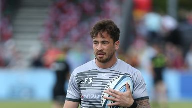 England 'lucky' to have Cipriani