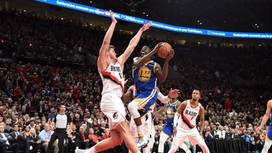 Game 3: Warriors 110-99 Trail Blazers