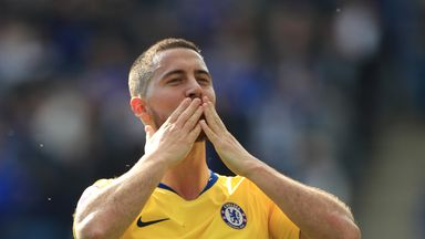 'Hazard can become world's best'