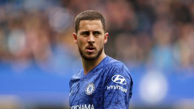 Sarri unsure on Hazard future