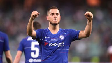 'Hazard has earned Real Madrid move'
