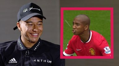 Jesse Lingard On The Famous Ashley Young 'Bird Poo' Incident