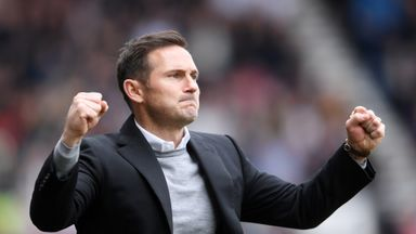 Di Matteo: Lampard definitely the right man