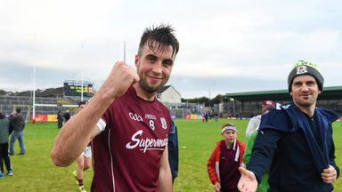 Conroy close to Galway return