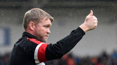 McCann: Adkins left club in good state