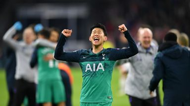 Sherwood hails incredible Spurs
