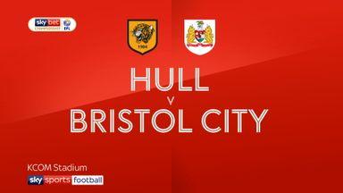 Hull City 1-1 Bristol City