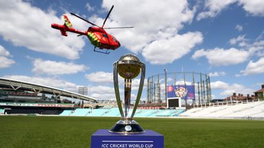 Cricket World Cup, are you in?