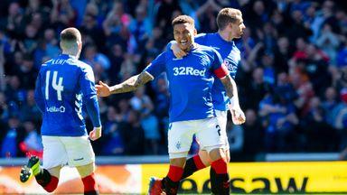 Rangers 2-0 Celtic