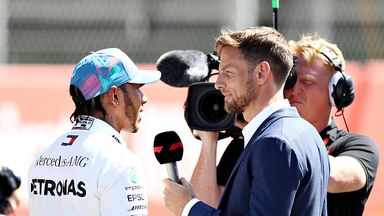 Button's Bottas-Hamilton verdict