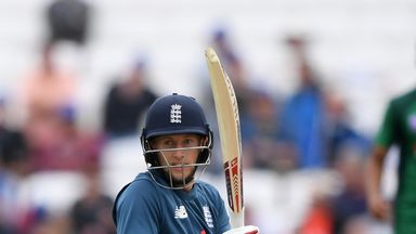 Root: Tough call over England WC squad