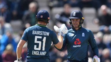 Bairstow, Roy relishing partnership