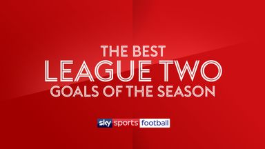 EFL League Two: Goals of the Season