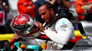 Hamilton: It's been a hard week