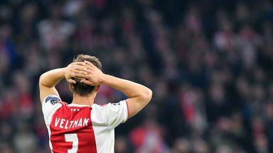 'Inexperience cost Ajax'