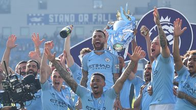 Are Man City the greatest PL side?