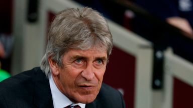 Pellegrini sets sights on Europe