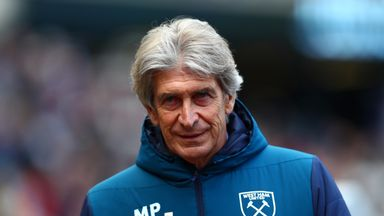 Pellegrini out for Watford revenge