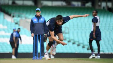 Wood admits Archer is World Cup rival