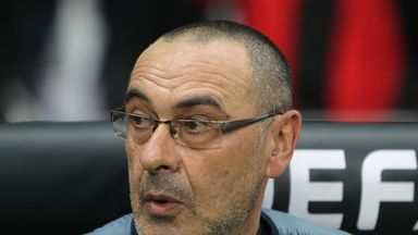 Sarri: The season can become wonderful