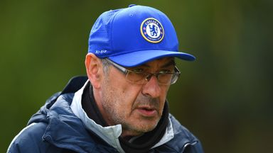 Bridge surprised Sarri still at Chelsea