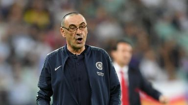 'Chelsea fans don't want Sarri'