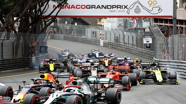 Monaco GP: The key moments