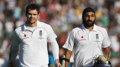 Panesar discusses England highs