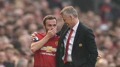 Solskjaer: I'm hopeful Mata will stay