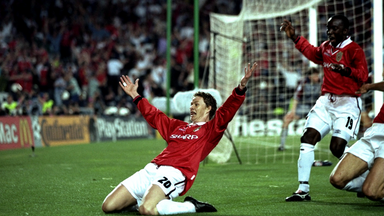Solskjaer: Fergie's words inspired me