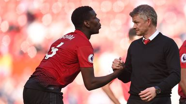 Solskjaer: Pogba the man to build around
