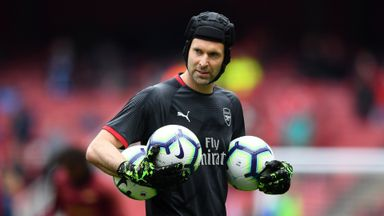 Cudicini: Cech the 'enemy' during final