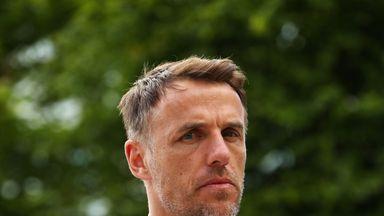Neville: Royal Marines visit inspiring