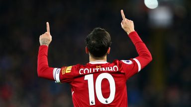 'Coutinho loved at Liverpool, not Barca'
